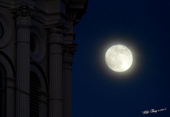 Byzantine Moon